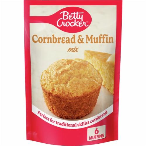Betty Crocker Cornbread & Muffin Mix Perspective: front