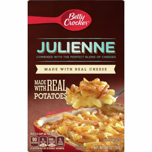 Betty Crocker Julienne Potatoes Perspective: front