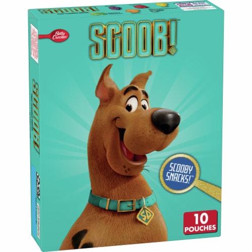 Betty Crocker Scooby Doo! Fruit Flavored Snacks Perspective: front