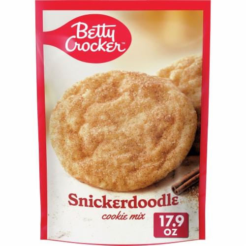 Betty Crocker Snickerdoodle Cookie Mix Perspective: front