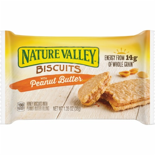 NATURE VALLEY  Biscuit SN47878 Perspective: front