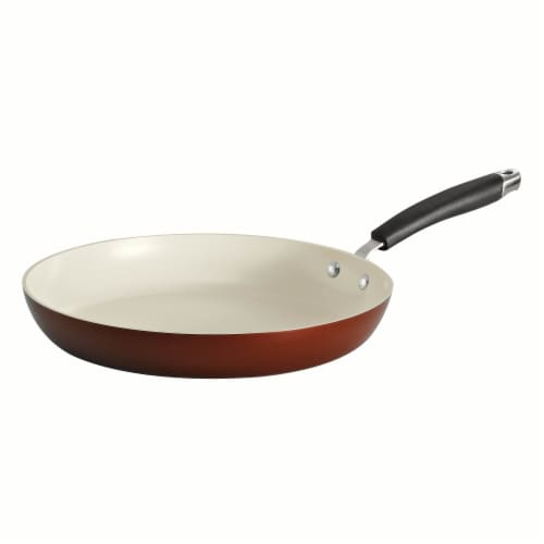 Tramontina Frying Pan - Cooper Perspective: front
