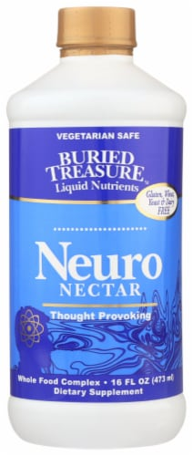 Buried Treasure  Neuro-Nectar Perspective: front
