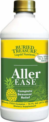 Buried Treasure  Aller Ease Allergy Relief Perspective: front
