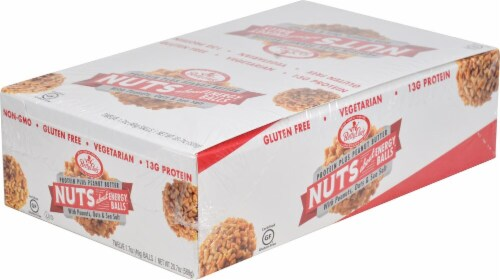 Betty's Lou Protein Bars Perspective: front