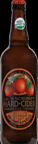 JK's Scrumpy Organic Hard Cider Perspective: front