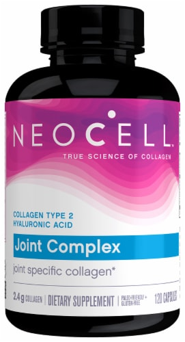 Neocell Collagen Joint Complex Type 2 Capsules Perspective: front