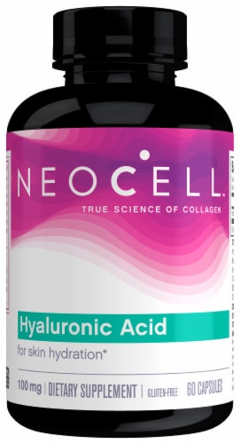 NeoCell Hyaluronic Acid Perspective: front
