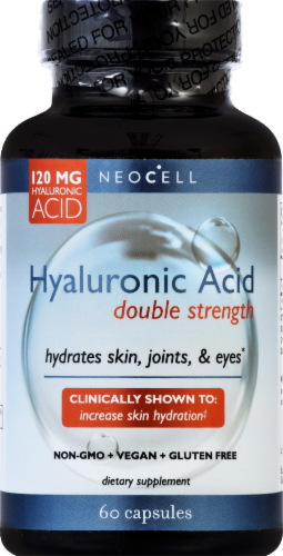 NeoCell Hyaluronic Acid Double Perspective: front