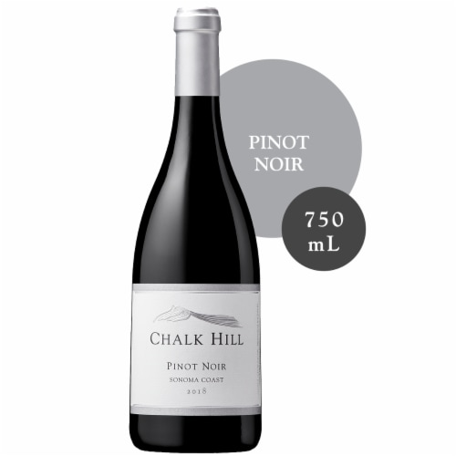 Chalk Hill Pinot Noir Perspective: front