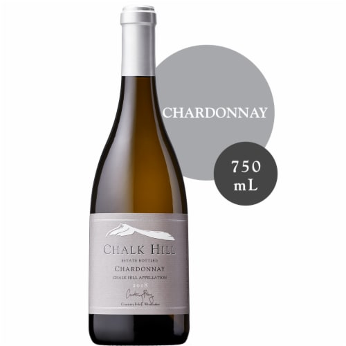 Chalk Hill Chardonnay Perspective: front