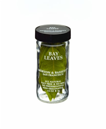 Morton & Bassett Bay Leaves Perspective: front