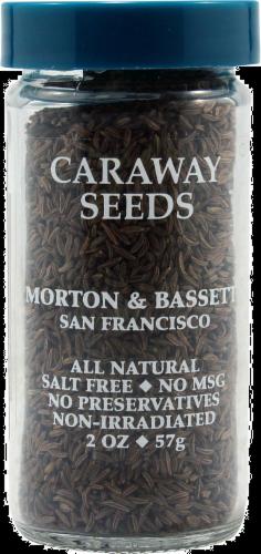 Morton & Bassett Caraway Seeds Perspective: front