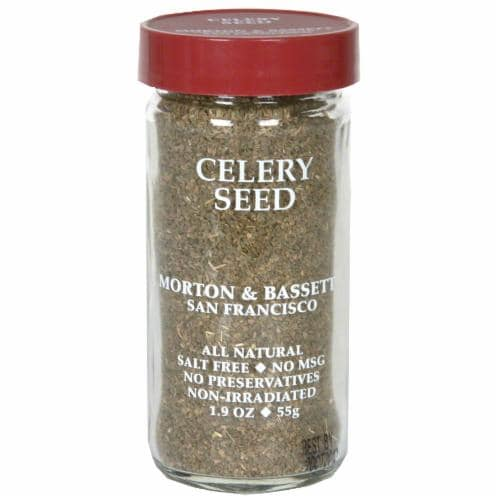 Morton & Bassett Celery Seed Perspective: front