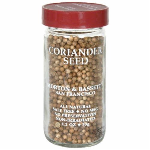 Morton & Bassett Coriander Seed Perspective: front