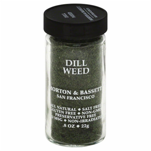 Morton & Bassett Dill Weed Perspective: front
