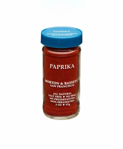 Morton & Bassett All Natural Paprika Perspective: front