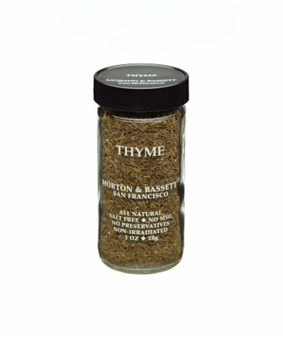 Morton & Bassett All Natural Thyme Perspective: front