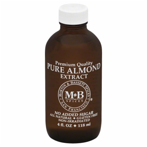 Morton & Bassett Pure Almond Extract Perspective: front