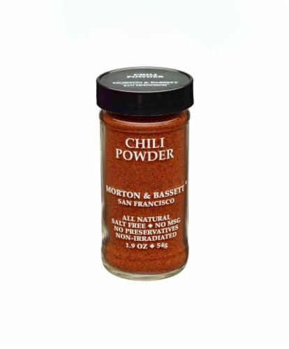 Morton & Bassett Chili Powder Perspective: front