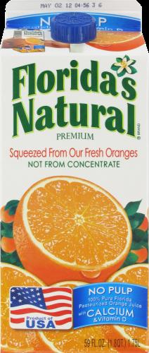 Fred Meyer Florida Natural Orange Juice With Calcium