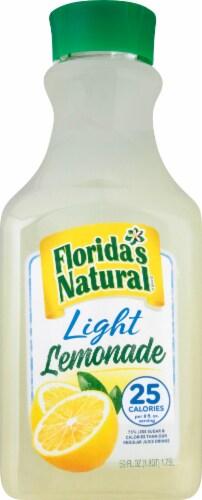 Florida's Natural Light Lemonade Perspective: front