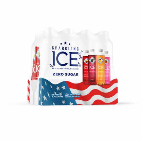 Sparkling Ice Sparkling Water Variety Pack Perspective: front