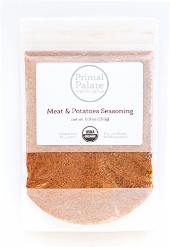 Primal Palate Organic Spices Seasoning Perspective: front