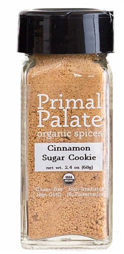 Primal Palate Organic Spices Sugar Cookie Mix Perspective: front
