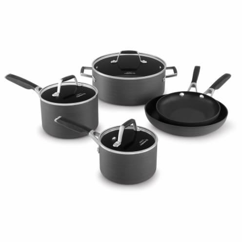 Calphalon Select Ceramic Nonstick Cookware Set Perspective: front