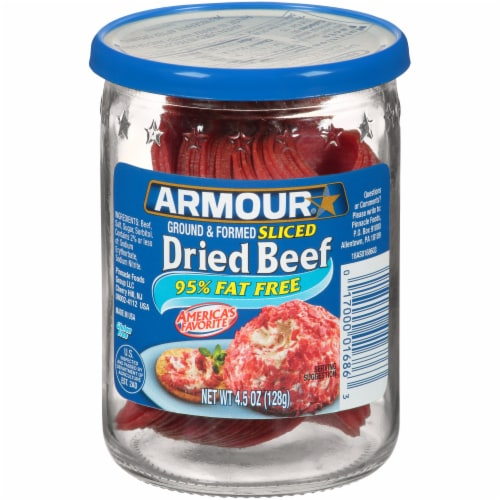 Armour Sliced Dried Beef Perspective: front