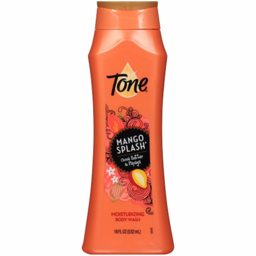Tone Mango & Cocoa Butter Moisturizing Body Wash Perspective: front