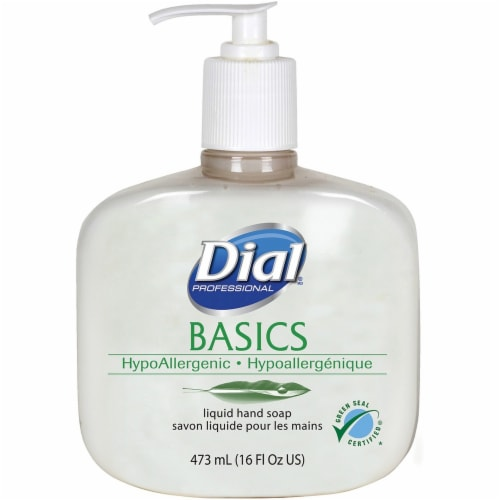 Dial Basics Liquid Soap 06044 Perspective: front