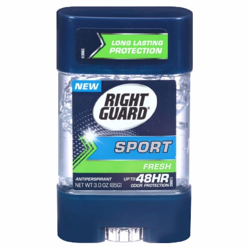 Right Guard Sport Fresh Antiperspirant Perspective: front