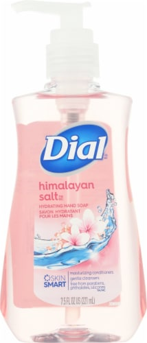 Dial Himalayan Pink Salt & Water Lily Hydrating Liquid Hand Soap Perspective: front