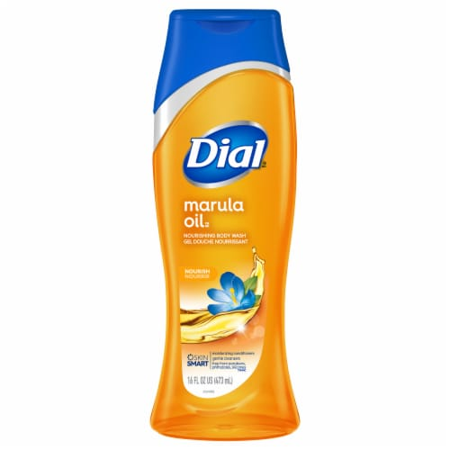 Dial Marula Oil Nourishing Body Wash Perspective: front