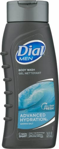 Dial For Men Maximum Moisture Ultra Hydrating Body Wash Perspective: front
