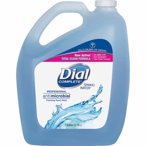 Dial  Hand Wash Refill 15922CT Perspective: front
