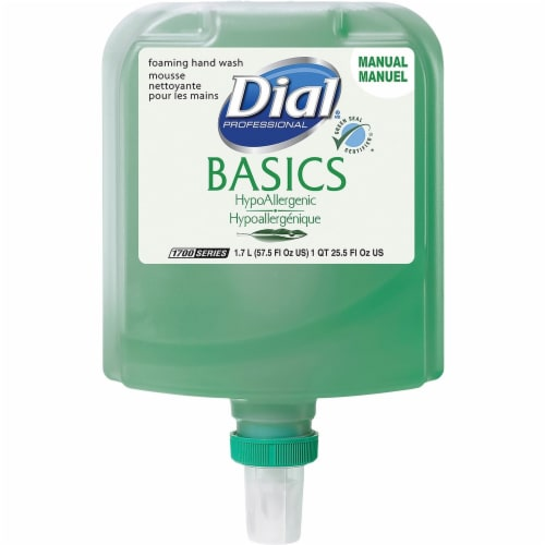 Dial  Foam Soap 19726CT Perspective: front