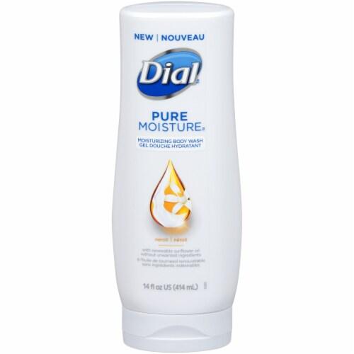 Dial Pure Moisture Neroli Moisturizing Body Wash Perspective: front