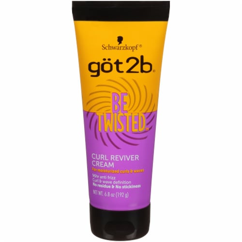got2b Be Twisted Curl Reviver Cream Perspective: front