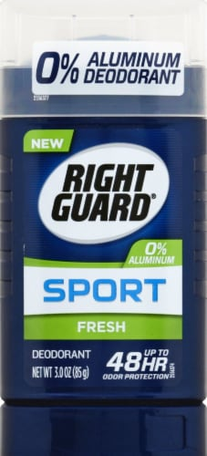 Right Guard Sport Fresh Deodorant Perspective: front