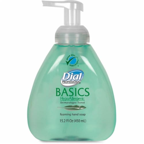 Dial Basics Foam Soap 98609 Perspective: front