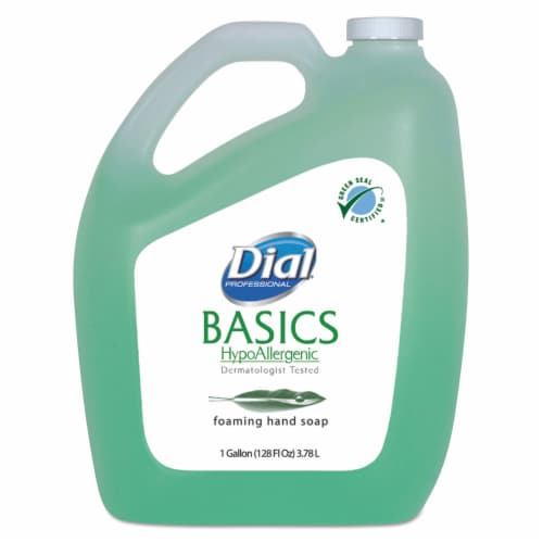 Dial Basics Foam Soap Refill 98612 Perspective: front
