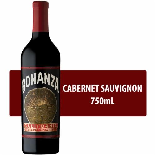 Caymus Vineyards Bonanza Cabernet Sauvignon Perspective: front