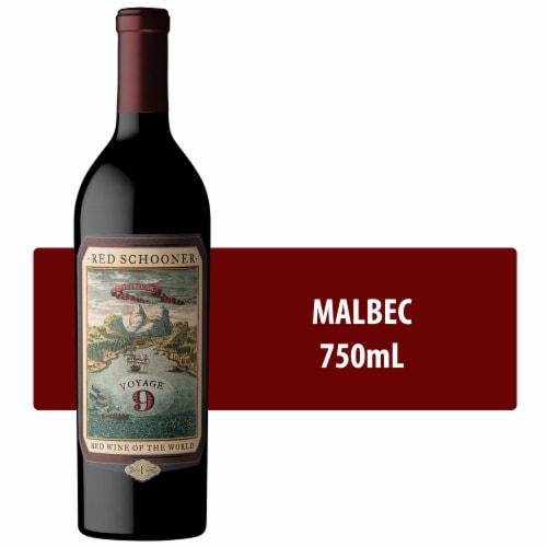Caymus Vineyards Red Schooner Voyage 7 Red Wine Perspective: front