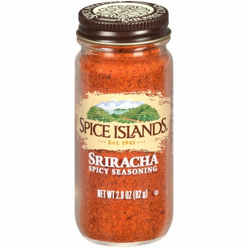 Spice Islands Sriracha Spicy Seasoning Perspective: front