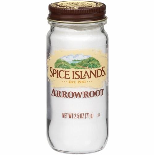 Spice Islands Arrowroot Perspective: front