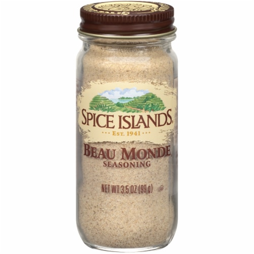 Spice Islands Beau Monde Seasoning Perspective: front