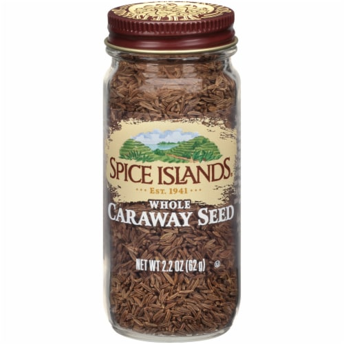 Spice Islands Whole Caraway Seed Perspective: front
